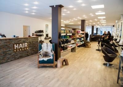 Style Vision frisørsalonen i Holstebro